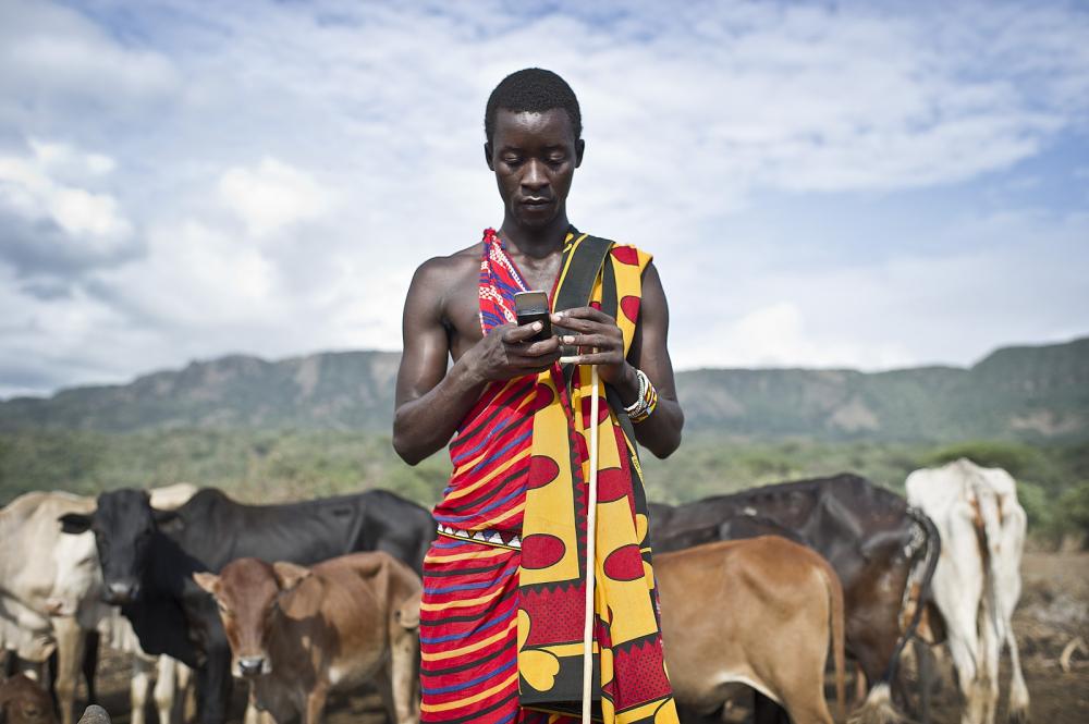 Σταθερή ανάπτυξη της κινητής στην Αφρική
