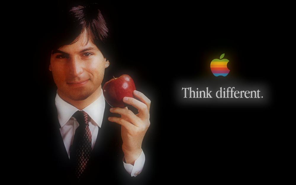 Είσαι cool γιατί ο Steve Jobs ήταν πριν από σένα