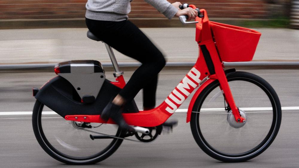 Εταιρεία μίσθωσης ηλεκτρικών ποδηλάτων εξαγόρασε η Uber