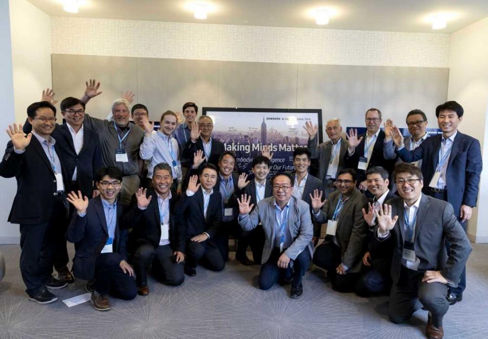 Νέο κέντρο τεχνητής νοημοσύνης στη Νέα Υόρκη από τη Samsung