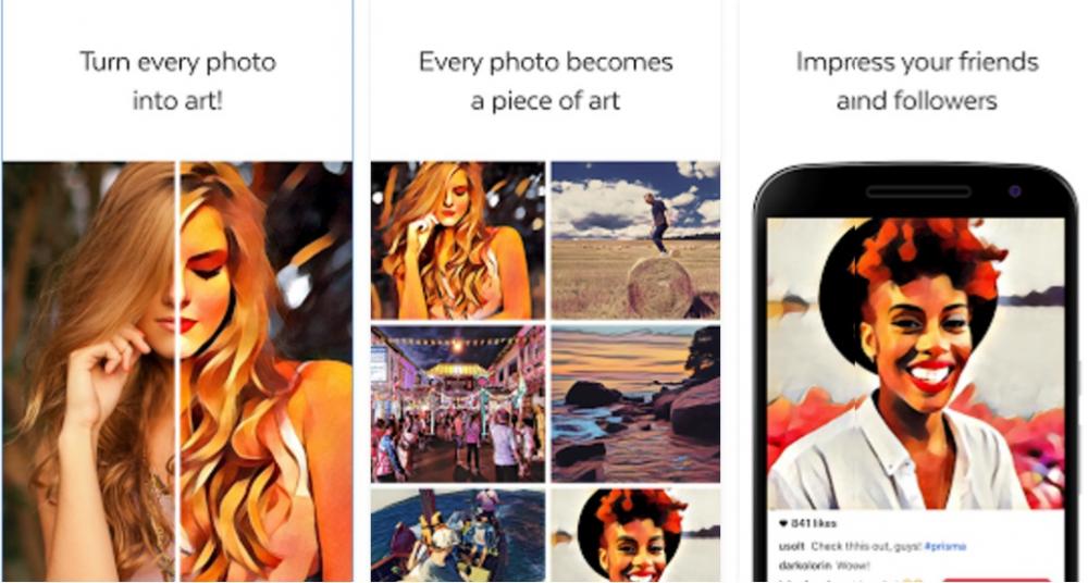 Διαθέσιμο το Prisma και στο Android