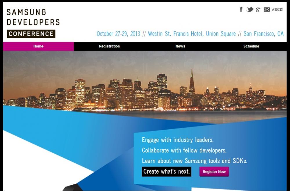Άνοιξαν οι εγγραφές για το πρώτο συνέδριο για developers της Samsung