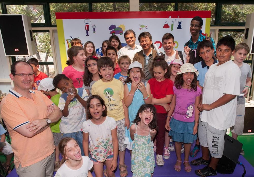 Εργαστήριο Τεχνολογίας της Samsung στο Παιδικό Χωριό SOS Βάρης