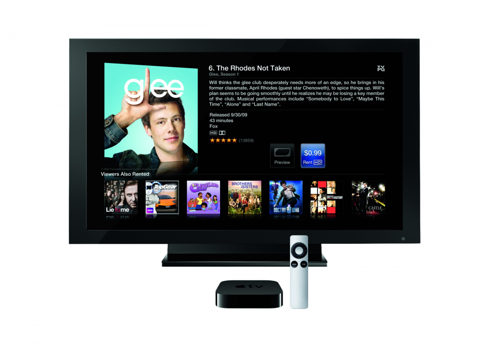 H Apple TV στην Ελλάδα