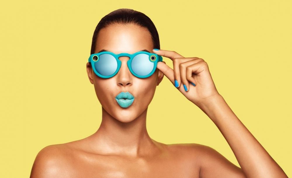 Εξυπνα γυαλιά ηλίου από το Snapchat