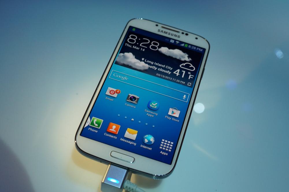 Ξεπέρασε τα 10 εκατομμύρια σε πωλήσεις το Galaxy S4