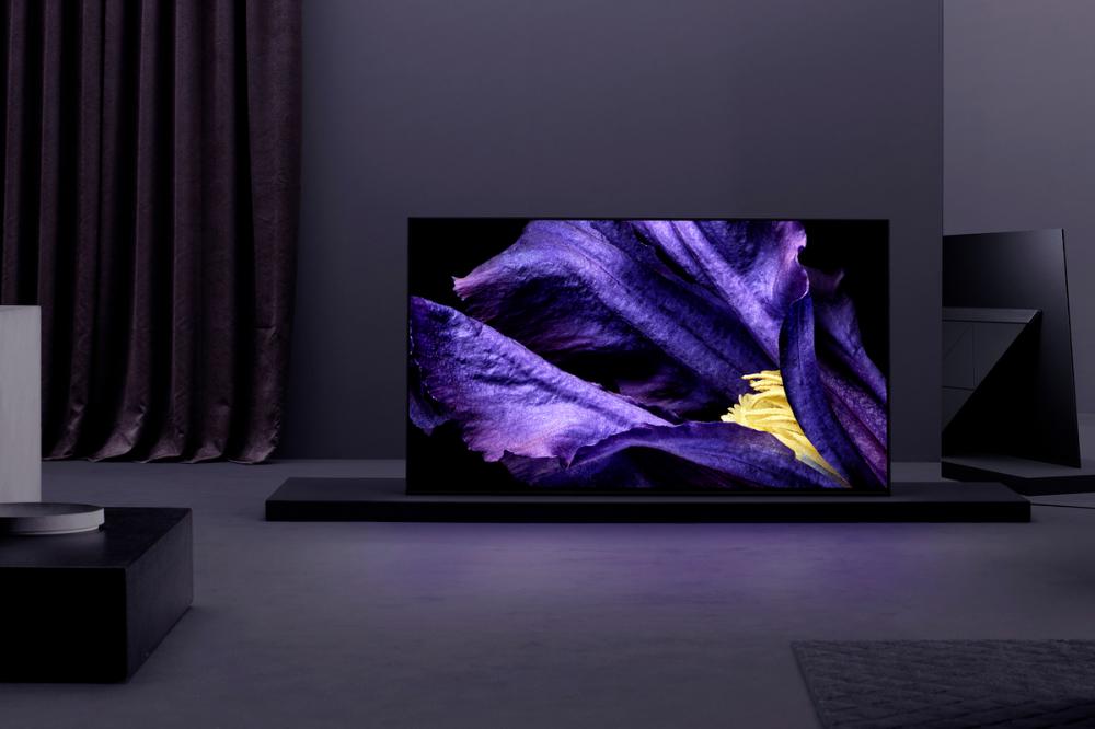 Νέα σειρά Bravia Master για τις τηλεοράσεις της Sony