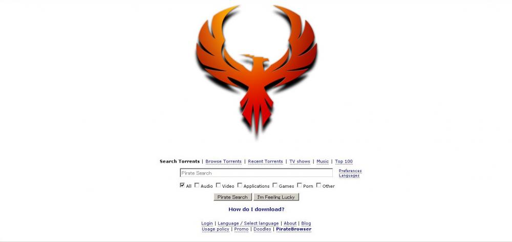 Pirate Bay: εδώ ξανά!