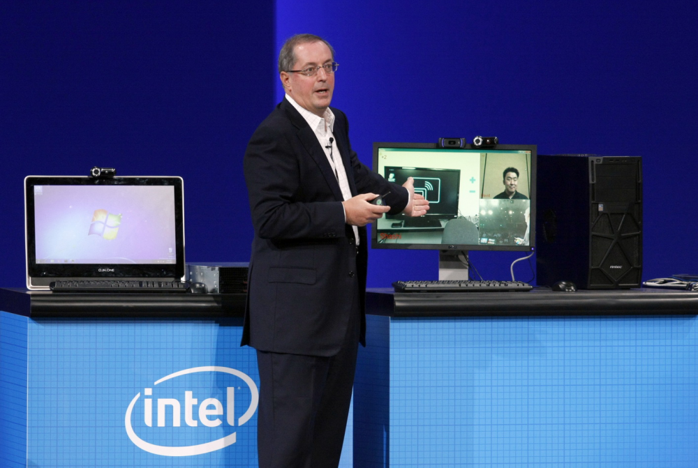 """Το νέο """"πρόσωπο"""" της Intel"""