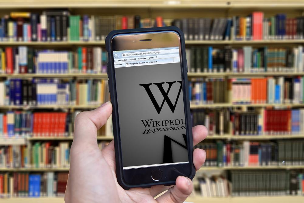 Ποιος πληρώνει την Wikipedia;