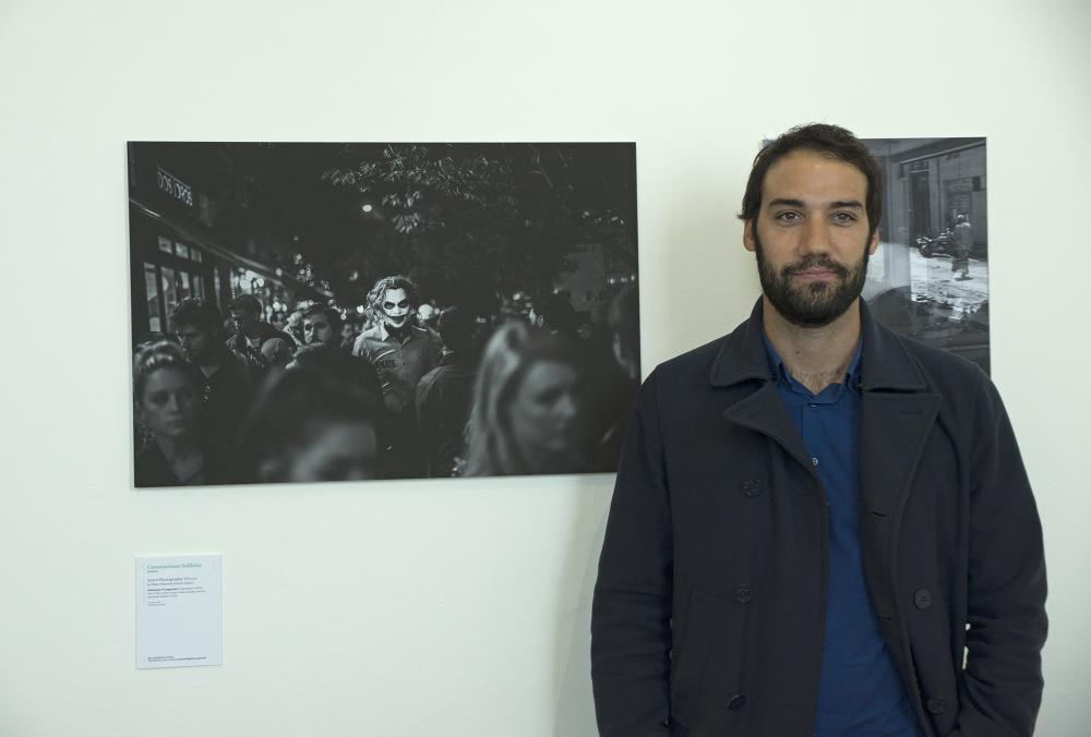 Το ταξίδι του Κωνσταντίνου Σοφικίτη από τις περιβαλλοντικές οικονομικές μελέτες στη φωτογραφία