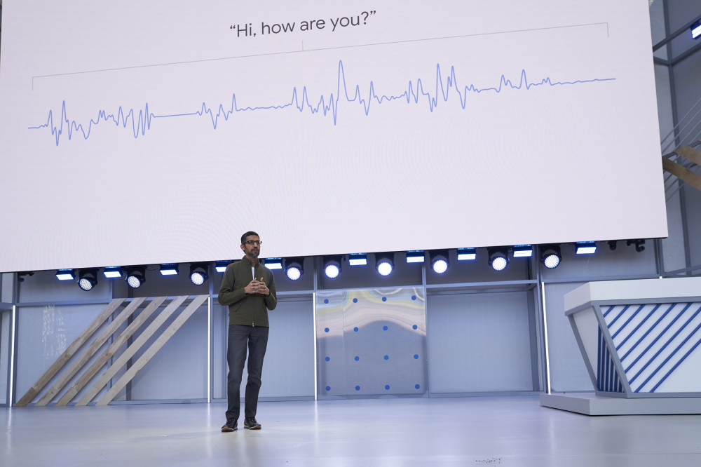 Google: Τεχνητή Νοημοσύνη για τα προβλήματα της καθημερινότητας