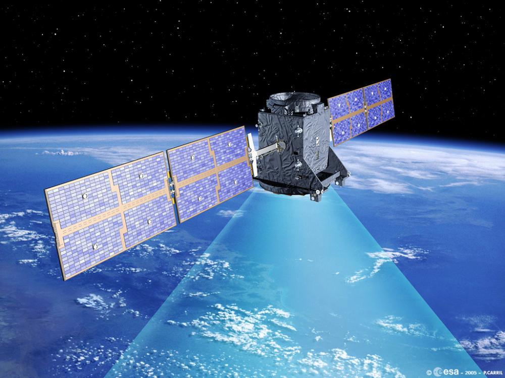 Ξεκίνημα για το Galileo