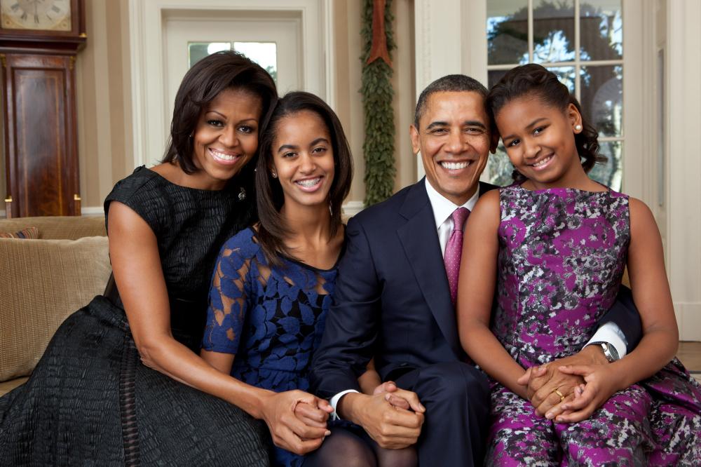 Οι Obamas στο Netflix;