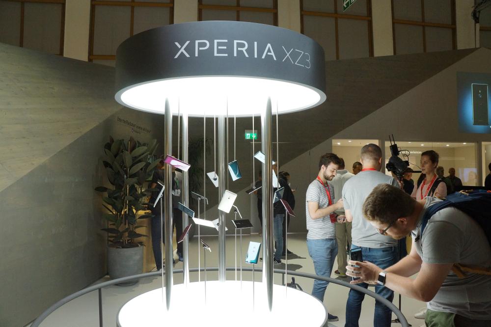 Πρεμιέρα για το Sony Xperia XZ3 στην IFA