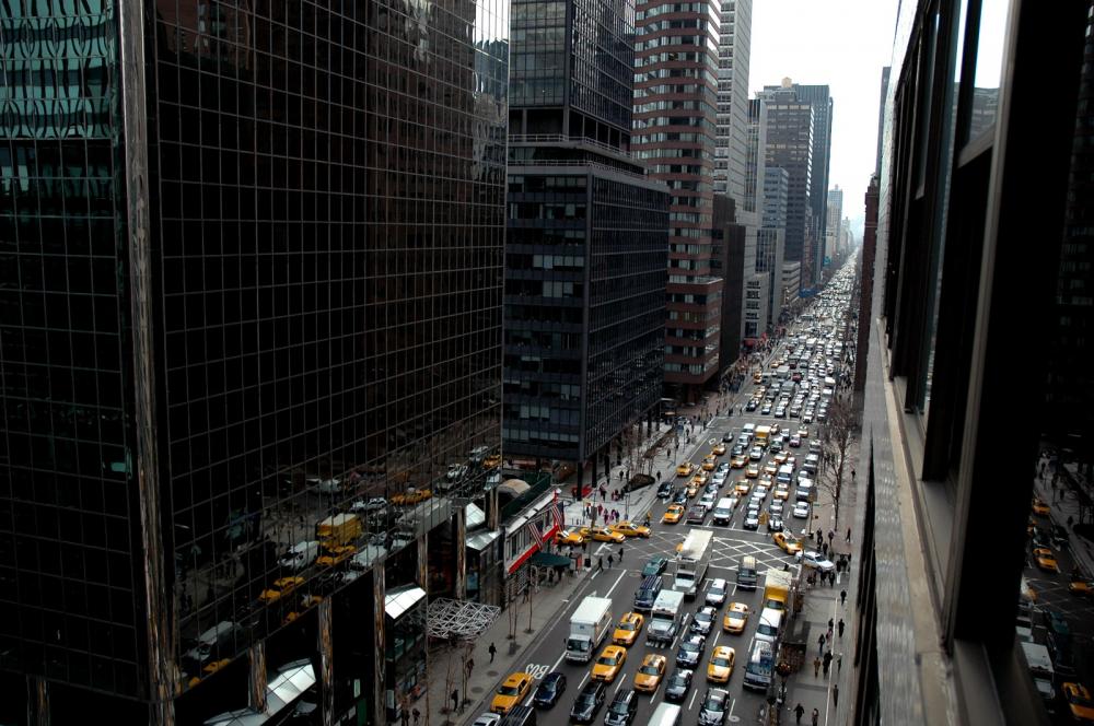 Αστική ζωή στις πόλεις: μεγάλη ευκαιρία για επιχειρηματικές ιδέες