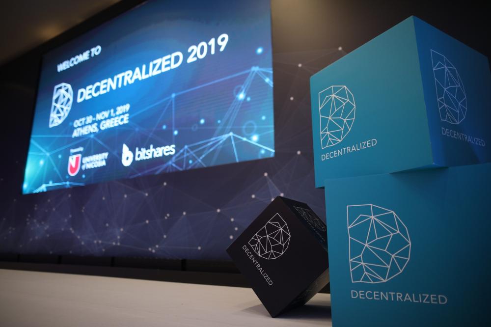Decentralized 2019: από τη θεωρία στην πρακτική εφαρμογή της τεχνολογίας Blockchain