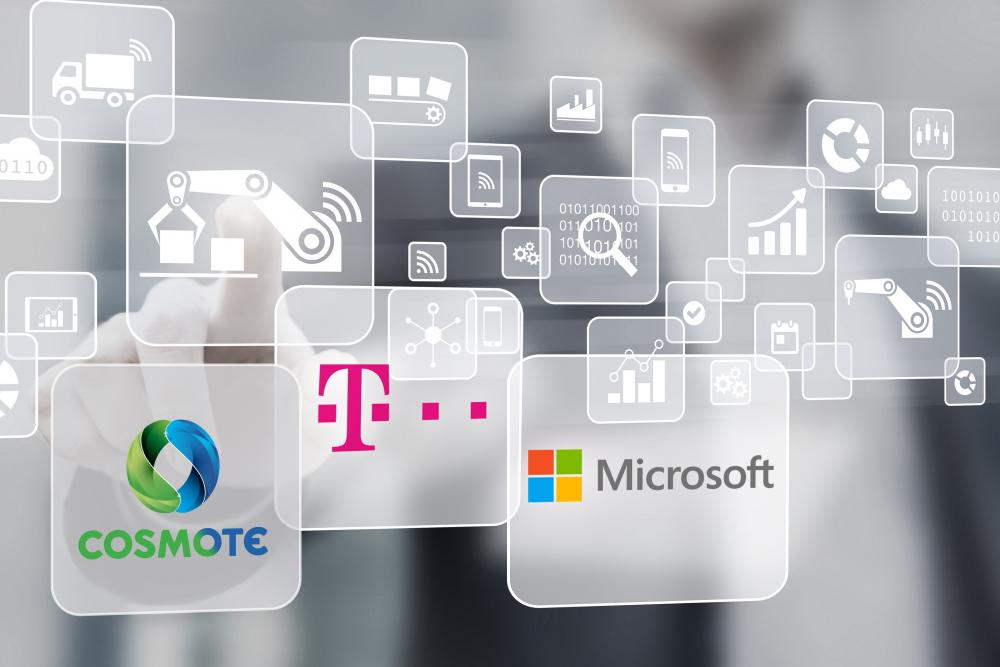 Cosmote και Microsoft επεκτείνουν τη συνεργασία τους