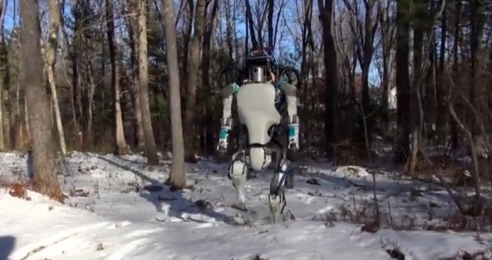 Τα ρομπότ της Boston πάνε Ιαπωνία
