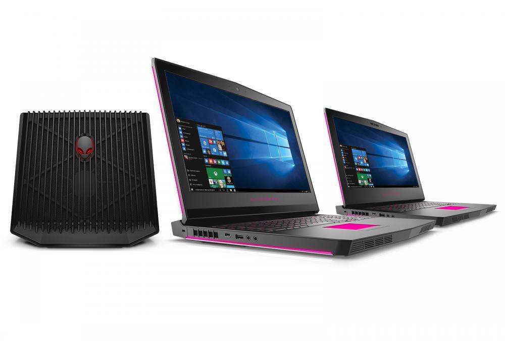 Νέα gaming laptops από την Alienware