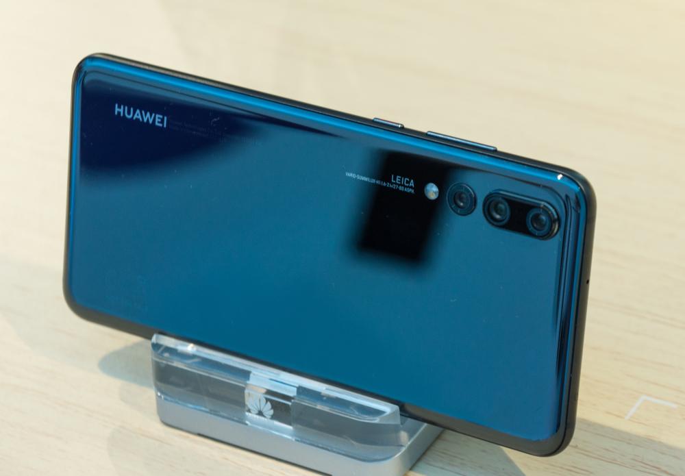 Huawei P20: ρεκόρ πωλήσεων στη γεωγραφική περιοχή που ανήκει και η Ελλάδα