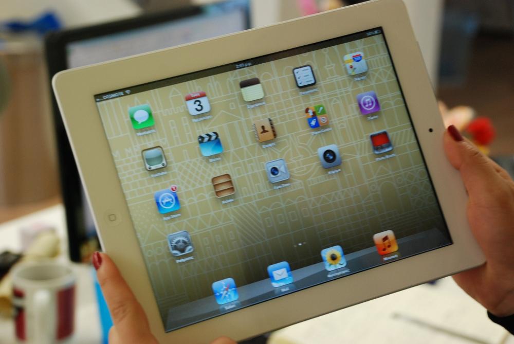 Στο 43,6% η Apple στα tablets
