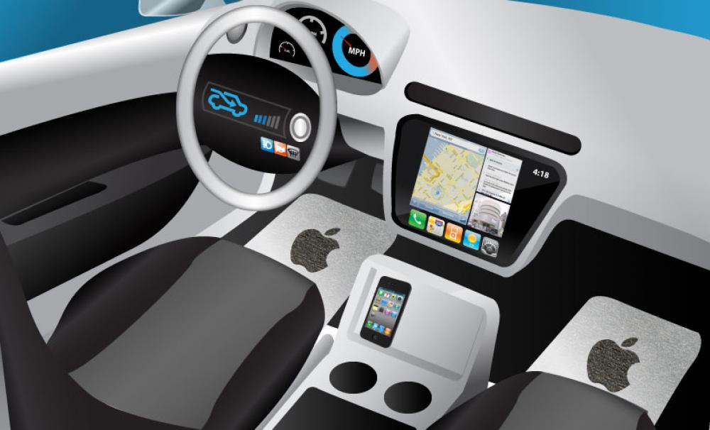 Θάβει τα σχέδια κατασκευής αυτοκινήτου η Apple