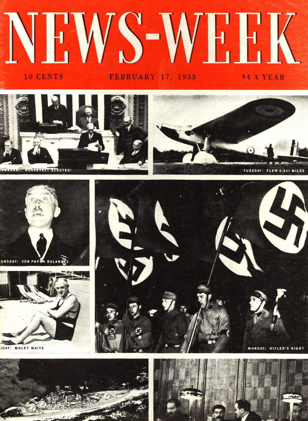 Το Newsweek ήταν η αρχή;