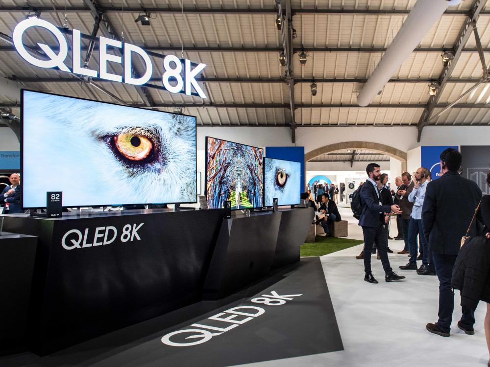 Samsung: συνεργασία με τον 8K Association για το πρόγραμμα πιστοποίησης τηλεοράσεων 8K