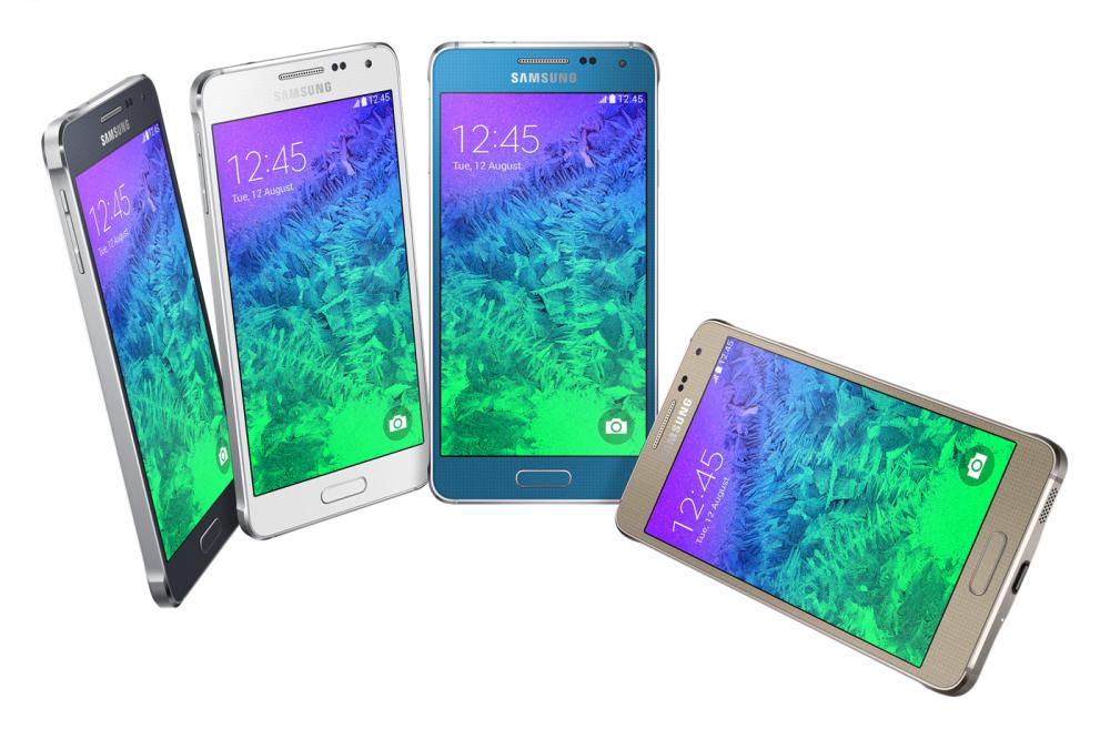 Galaxy Alpha από τη Samsung