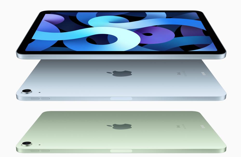 Νέο iPad Air με ανανεωμένο σχεδιασμό, επιδόσεις και τιμή στα 599 δολάρια