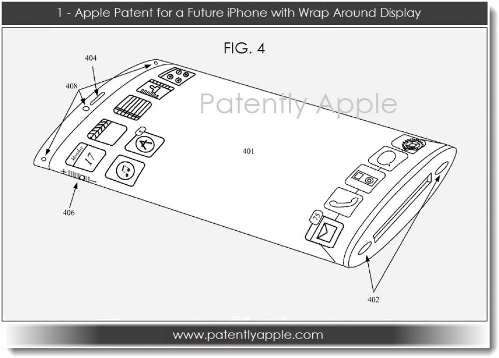 Ένα iPhone εξολοκλήρου από οθόνη
