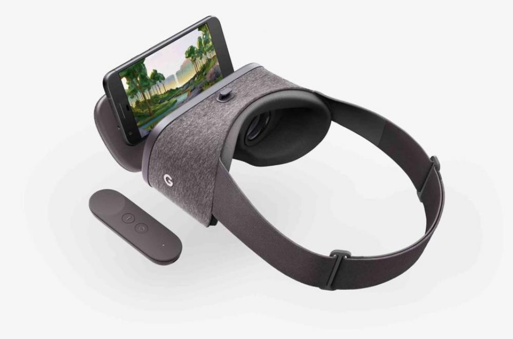 Daydream View: η μάσκα VR της Google