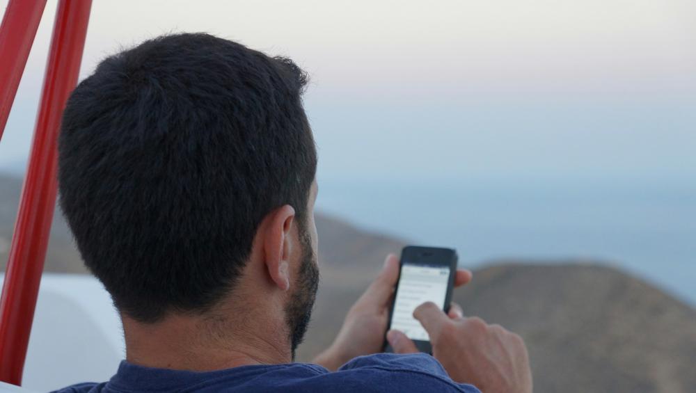 10πλάσιος όγκος δεδομένων μέσω κινητής στα επόμενα πέντε χρόνια