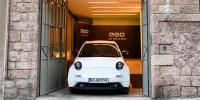 Παρουσιάστηκε το ηλεκτρικό αυτοκίνητο e.GO που θα παράγεται στην Ελλάδα