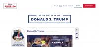 Επιστροφή του Ντόναλντ Τραμπ στο Internet