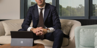 O Θεοδόσης Μιχαλόπουλος νέος CEO για τη Microsoft Ελλάδας, Κύπρου και Μάλτας