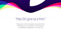 Αποκαλυπτήρια του νέου iPhone στις 9 Σεπτεμβρίου