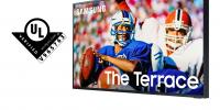 Samsung: η τηλεόραση The Terrace πιστοποιείται για θέαση σε εξωτερικό χώρο