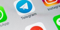 70 εκατoμμύρια χρήστες έφερε στο Telegram το blackout του Facebook
