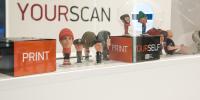 3D σάρωση και εκτύπωση προσώπου