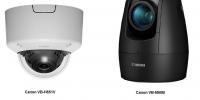 Δύο νέες δικτυακές κάμερες από την Canon
