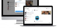 Instagram: πρόσβαση στα μηνύματα και από τον browser