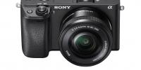 Sony α6300: με το ταχύτερο σύστημα αυτόματης εστίασης