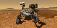 Touchdown του Perseverance στον Άρη