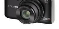 Νέες φωτογραφικές μηχανές PowerShot και IXUS