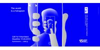 Κάλεσμα εθελοντών για το 15ο Athens Digital Arts Festival