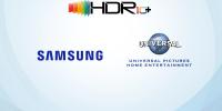 Συνεργασία Samsung και Universal Pictures Home Entertainment για το περιεχόμενο