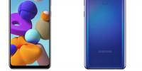 Samsung: ανακοίνωσε το νέο Galaxy A21s