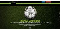 Η έξυπνη μπάλα της Adidas